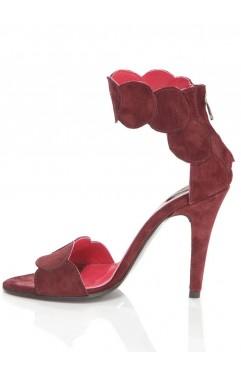 Sandale Aubrielle bordo