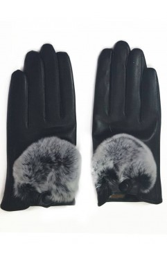 Black Alice Gloves