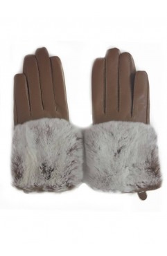 Brown Ellen Gloves