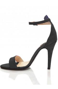 Black Adeline Sandals