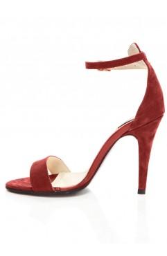 Sandale Adeline Bordo