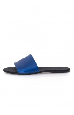 Blue Andora Slippers