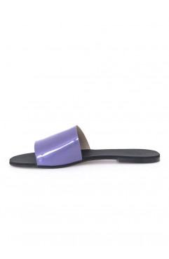 Purple Andora Slippers