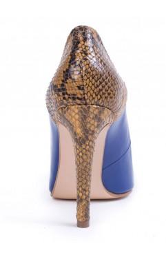 Pantofi Olympia Albastri